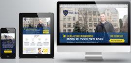 The University of Toledo Landing Page