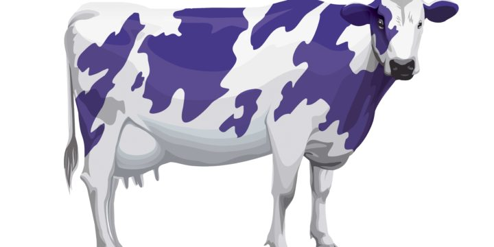 ​Finding the Purple Cow
