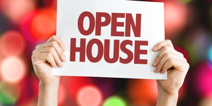 Capture Success: Open for Open House