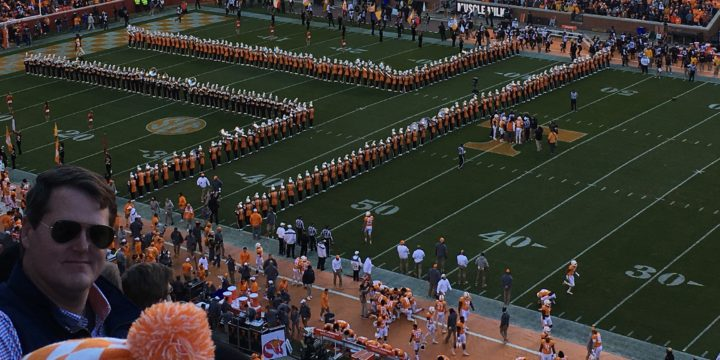 Tweeting, Tailgating and Tennessee Football