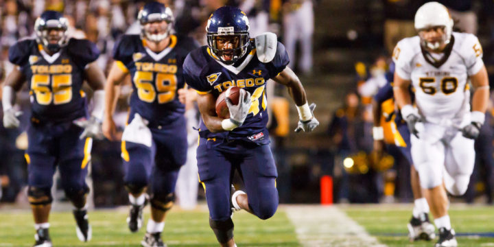 Capture Bowl Season: The University of Toledo