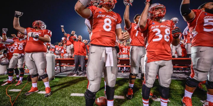 Capture Bowl Season: The University of New Mexico