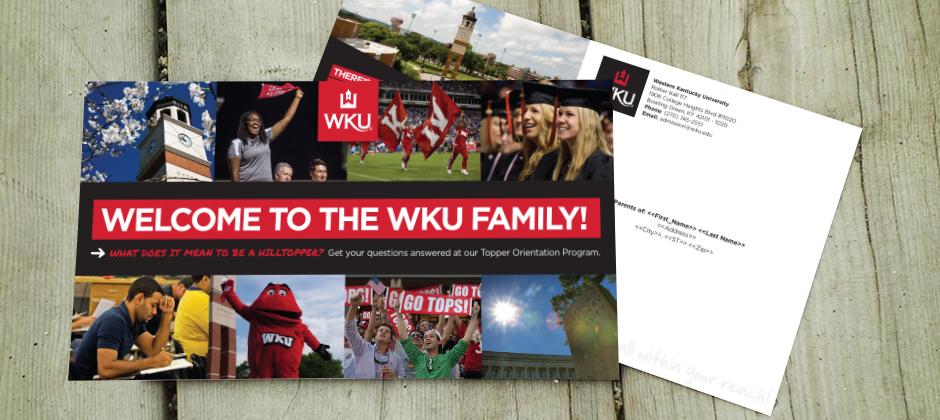 WKU Postcard