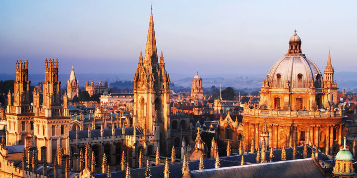 Oxford Blues: The Tension Between Living and Funding an Institutional Mission
