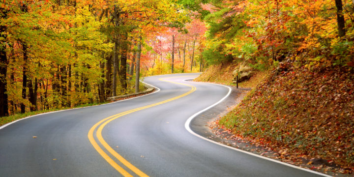Autumn Roads: Fall Means Admissions Travel Season