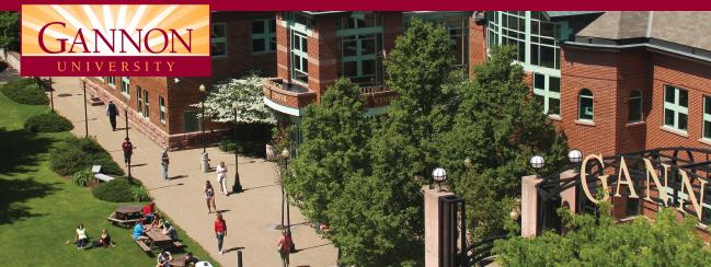 Capture Welcomes Gannon University
