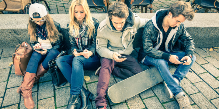 Texting Students: Just Because You Can Doesn't Mean You Always Should