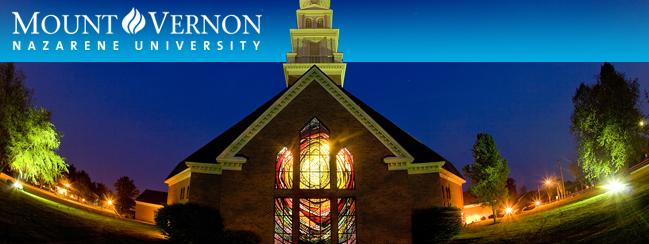 Mount Vernon Nazarene University >> Capture Welcomes New Partner Mount Vernon Nazarene University