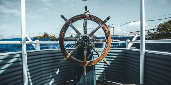 Right Full Rudder! Five Tips For Righting Your Admissions Ship