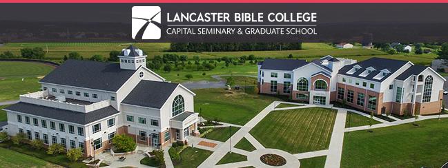 Capture Welcomes New Partner, Lancaster Bible College