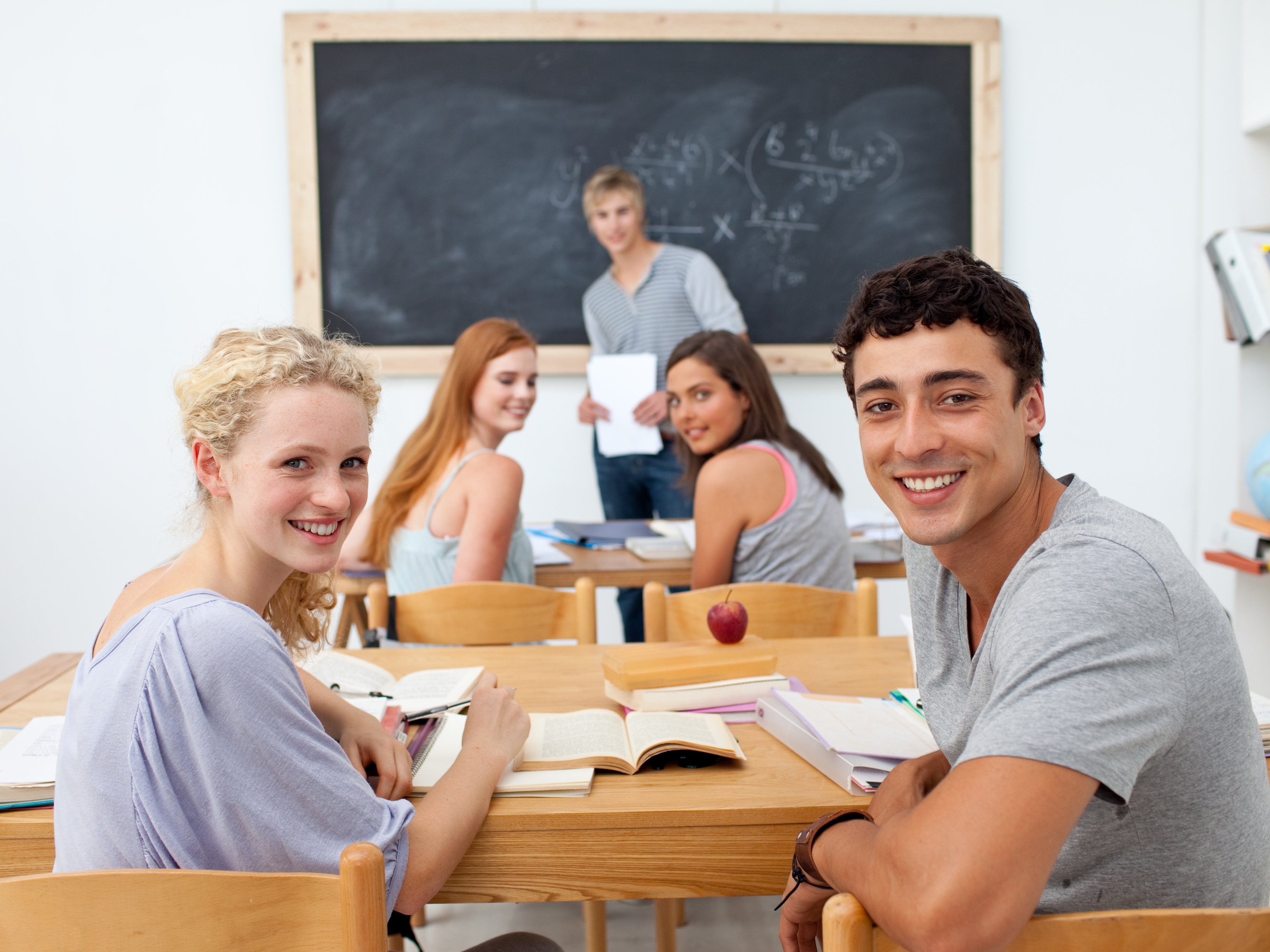 Studies on teens and college
