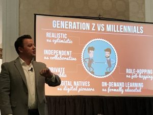 Recruiting Generation Z
