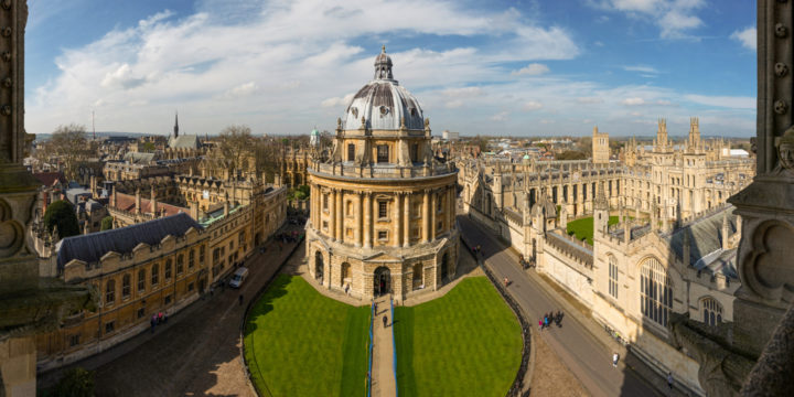 The Staying Power of Oxford: An Example of Adaptation