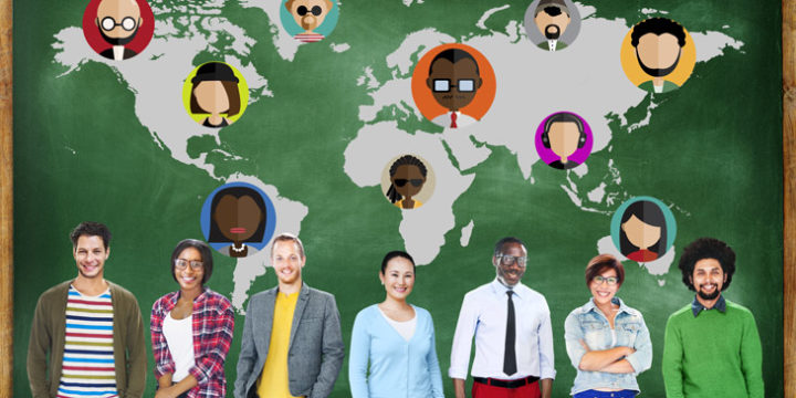 Recruiting International Graduate Students in the Digital Age