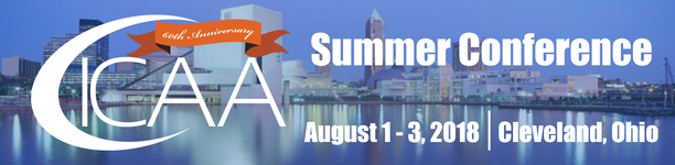 2018 ICAA Summer Conference: Capture is Headed to Cleveland!