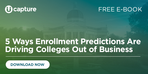 5 Ways Enrollment Predictions Are Driving Colleges Out of Business