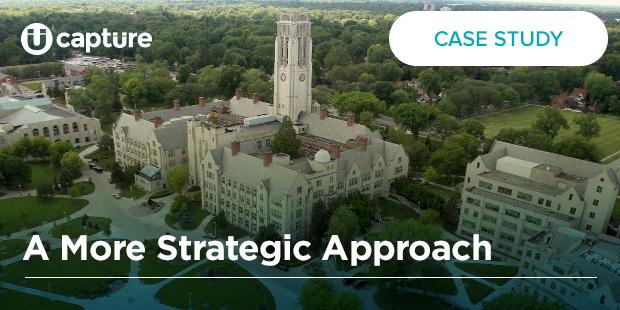 A More Strategic Approach – University of Toledo
