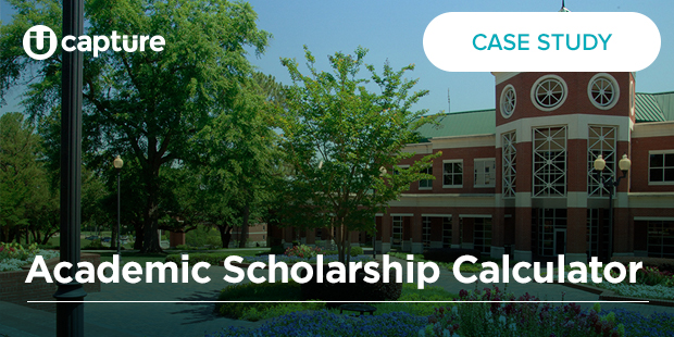 Academic Scholarship Calculator – Belhaven University