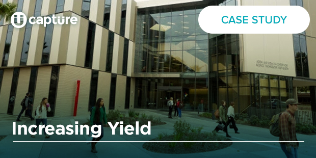 Increasing Yield – Biola University