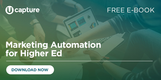 Marketing Automation for Higher Ed