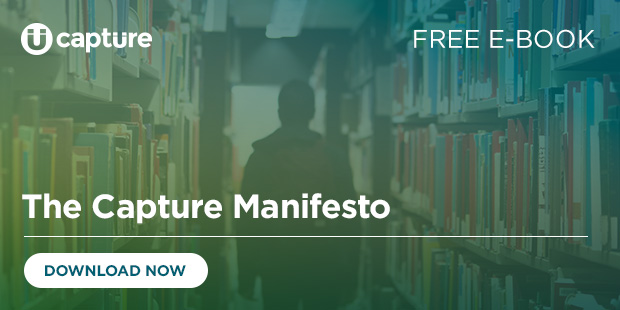 The Capture Manifesto