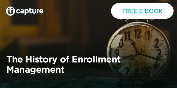 The History of Enrollment Management