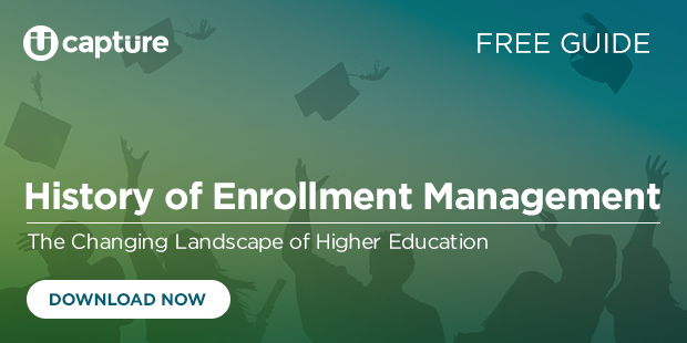 The History of Enrollment Management