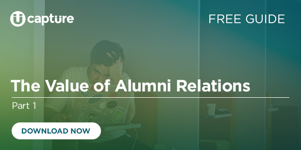 The Value of Alumni Relations – Part 1
