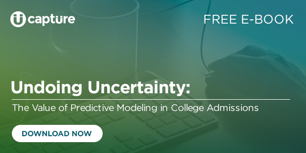 Undoing Uncertainty: The Value of Predictive Modeling in College Admissions
