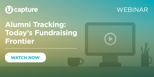Alumni Tracking: Today's Fundraising Frontier
