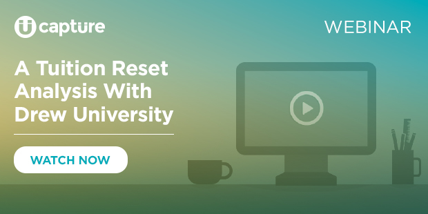 A Tuition Reset Analysis With Drew University