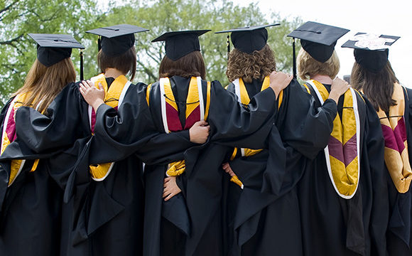 Providing New Graduates a 'Dignified Soft Landing'