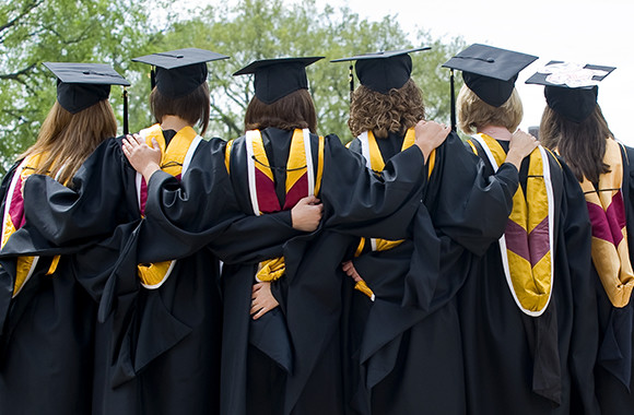 Providing New Graduates a 'Dignified Soft Landing'