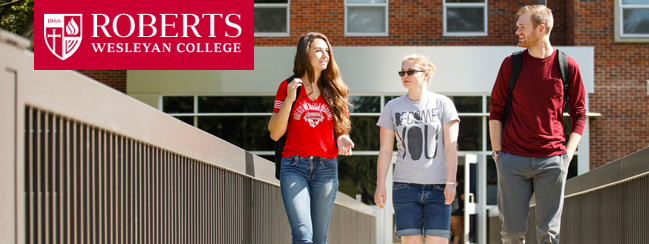 Capture Welcomes New Partner Roberts Wesleyan College