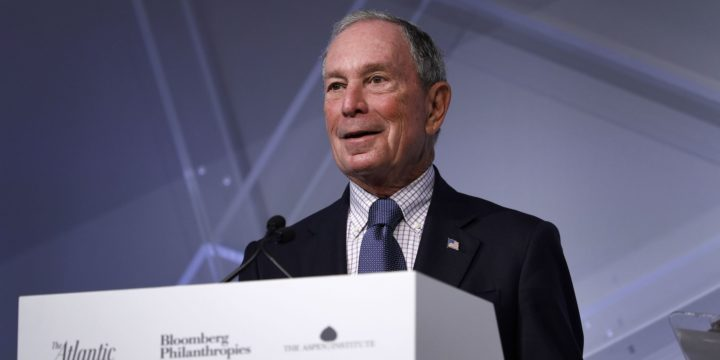 Bloomberg Gives Largest Gift Ever to a University – $1.8 Billion