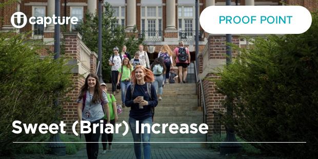 Sweet (Briar) Increase