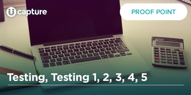 Testing, Testing 1, 2, 3, 4, 5 – Biola University