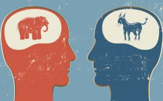 charitable giving and political parties