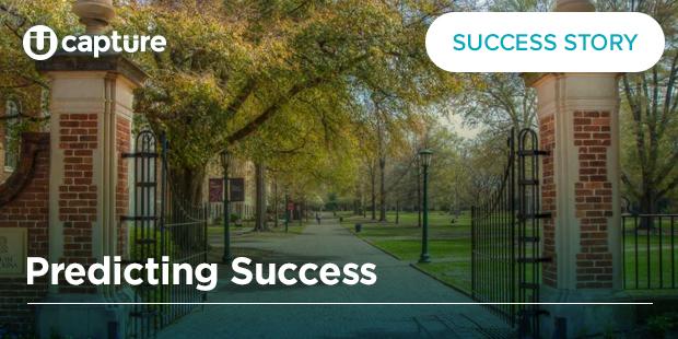Predicting Success – University of South Carolina