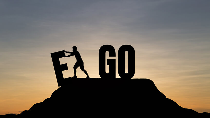 The Call to Adventure, Part 5: Your Ego and Your Blind Spots