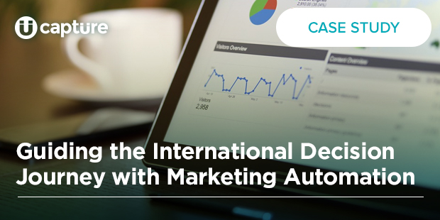 Guiding the International Decision Journey with Marketing Automation