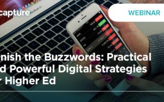 digital strategies for higher ed