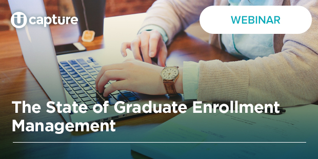 The State of Graduate Enrollment Management
