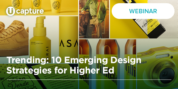 10 Emerging Design Strategies for Higher Ed