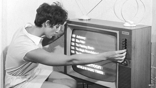 What Will Advancement Remember About the Teens? Changing Channels