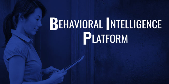 Capture's Behavioral Intelligence Platform: ENGAGE