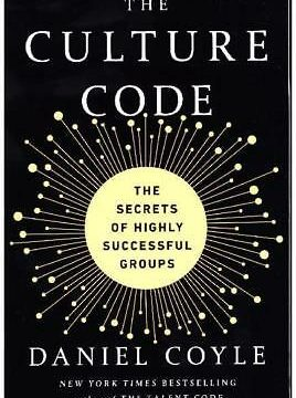 13. The Culture Code by Daniel Coyle (2018)