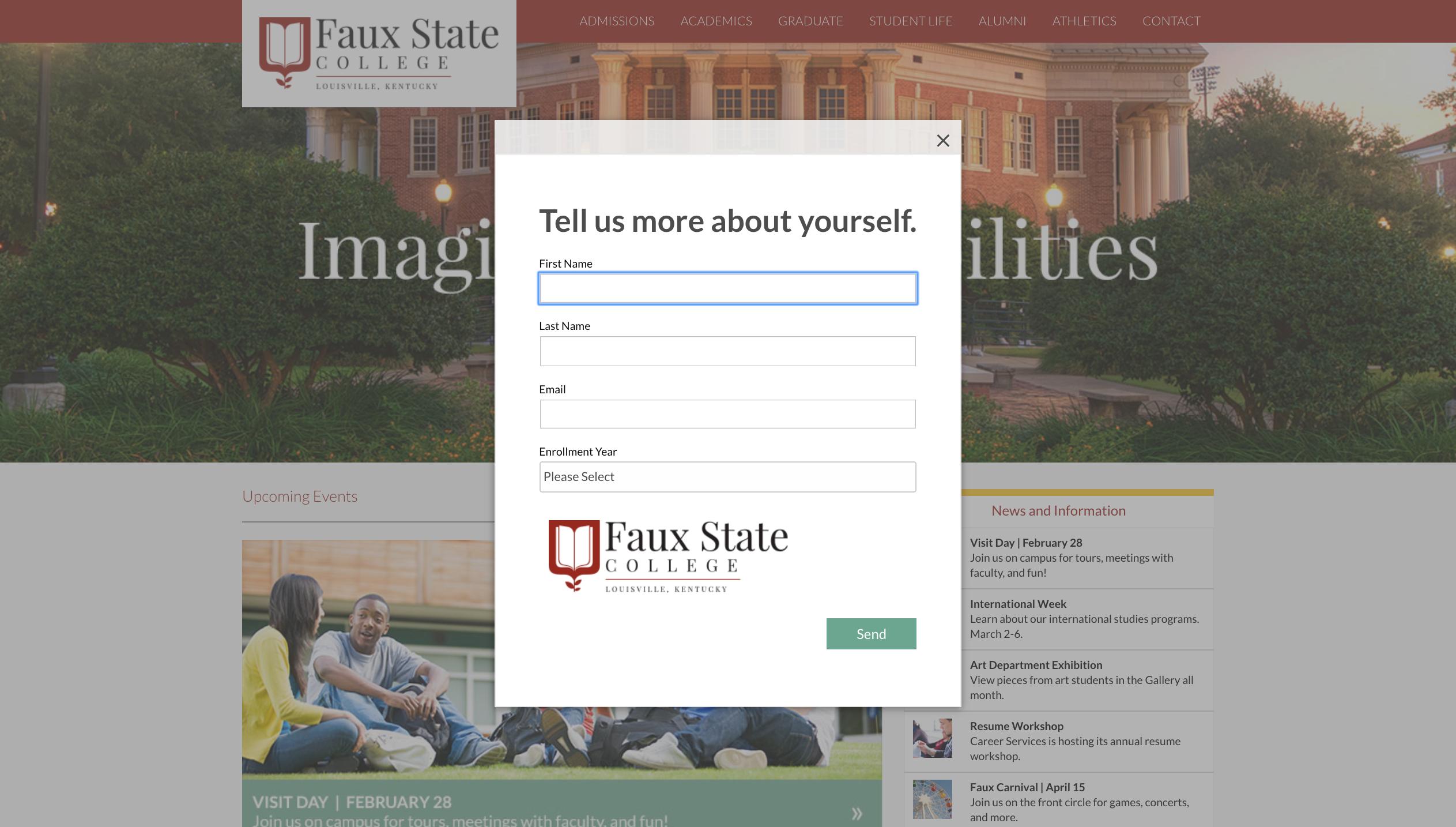 PID Faux State screenshot