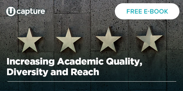 Increasing Academic Quality, Diversity and Reach