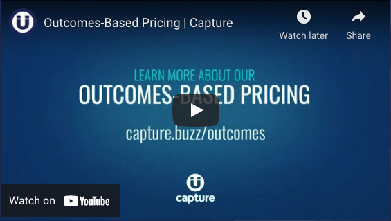 Outcomes Based Pricing